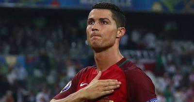 """Ronaldo: """"Ich schwöre auf das Leben meines Sohnes, dass..."""""""