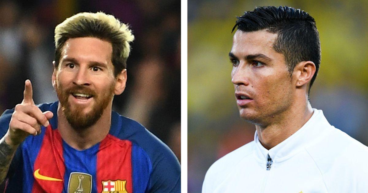 Ronaldo Oder Messi