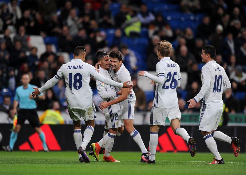 Zidanes Sohn mit Traum-Debüt für Real: Das machte Enzo nach dem Spiel mit seinem Trikot