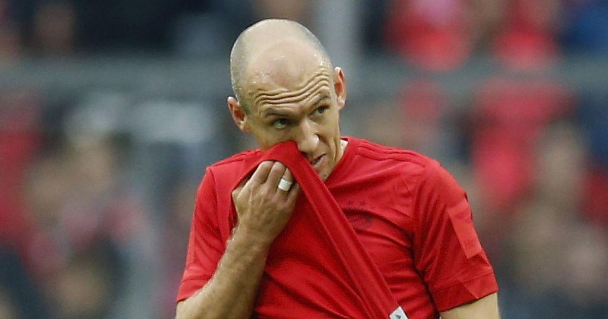 Robben Vertragsverlängerung