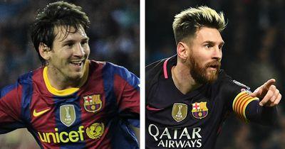 Das ist die FIFA-Entwicklung von Lionel Messi!