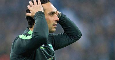 Foto beweist: Dieser Werder-Star ist zu fett!