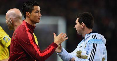 """Cristiano Ronaldo: """"Wenn ich mit Messi in einem Team spielen würde, dann..."""""""
