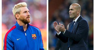 Zidane verteilt das größte Lob: Er ist der beste Linksfuß seit Messi!