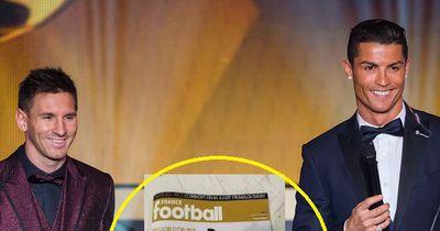 """Ist das der Beweis? Hier veröffentlicht ein Magazin den """"Ballon D'Or""""-Gewinner"""