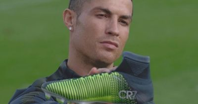 """Nike-Designer enthüllt: """"Darum will Ronaldo keine schwarzen Schuhe haben!"""""""