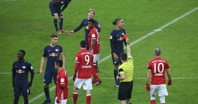 Forsberg sieht Rot - So wird er dafür von Bayern verarscht
