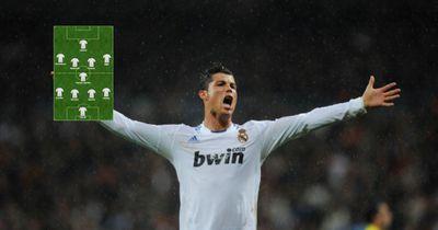 Das ist die schlimmste Mannschaft mit der Cristiano Ronaldo zusammenspielen musste