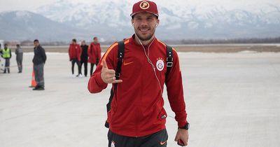 Überraschender Wechsel von Lukas Podolski
