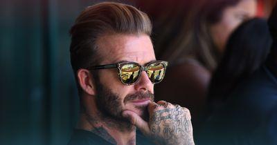 So stellt David Beckham seinen Sohn Brooklyn auf Instagram bloß