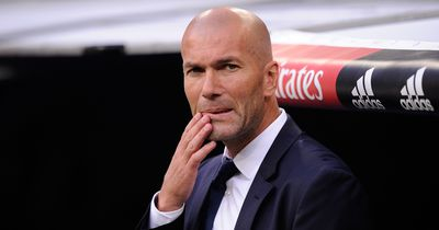 Real-Star droht: Wenn Zidane Trainer bleibt, werde ich Madrid verlassen