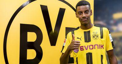 Dieses Rating bekommt BVB-Neuzugang Isak bei FIFA 17