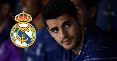 """Real-Präsident Perez zu Morata: """"Wenn ein Klub diese Summe bietet, darfst du morgen gehen."""""""