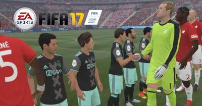 FIFA 17: Wenn groß gegen klein spielt...