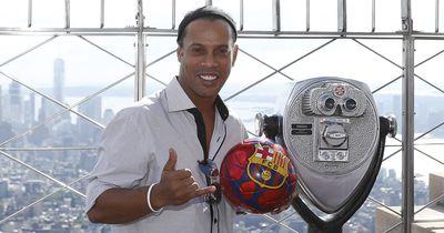 """Ronaldinho: """"Darum habe ich Barca 2008 wirklich verlassen!"""""""
