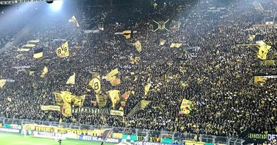 Nach dem Banner-Skandal des BVB - So reagierten die RB Leipzig-Fans heute!