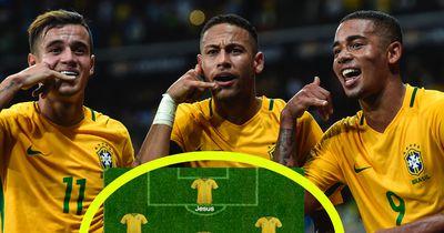 So könnte die brasilianische Nationalelf 2020 aussehen