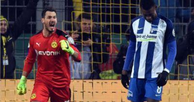 Dortmund siegt im Elfmeterschießen - Und niemand merkte, was Bürki direkt vorher noch machte