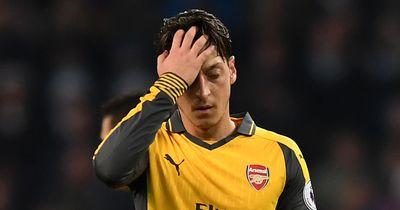 Sündenbock gegen Bayern - So reagiert jetzt Mesut Özil!