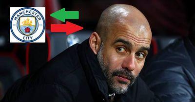 Guardiola bastelt am neuen Kader