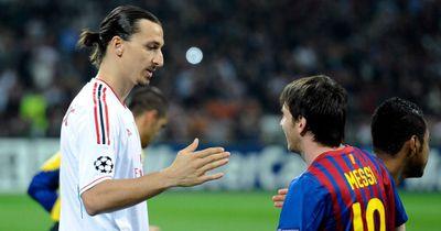 Insider plaudert über das Verhältnis zwischen Messi und Ibra