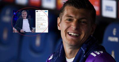 Felix Kroos ist jetzt auf Instagram - Und so verarscht ihn sein Bruder Toni sofort