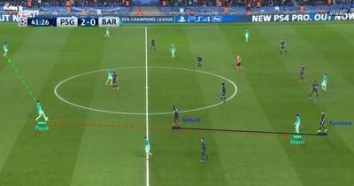 Mit diesem Trick nahm PSG Messi aus dem Spiel