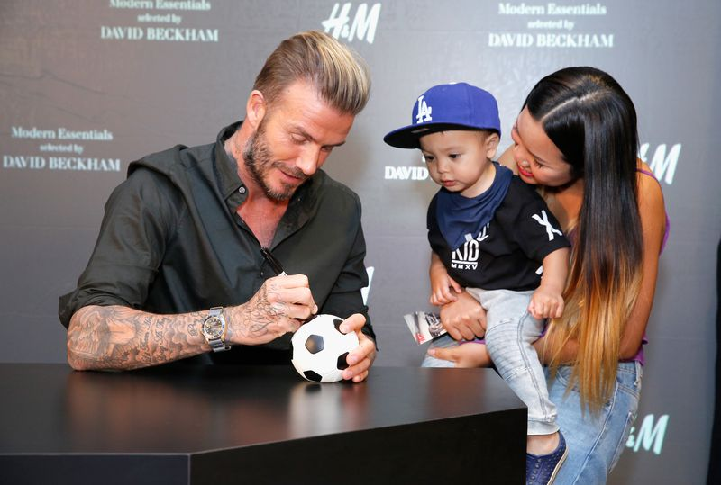 Beckham: Email-Leak! Ob das ein Fake ist?