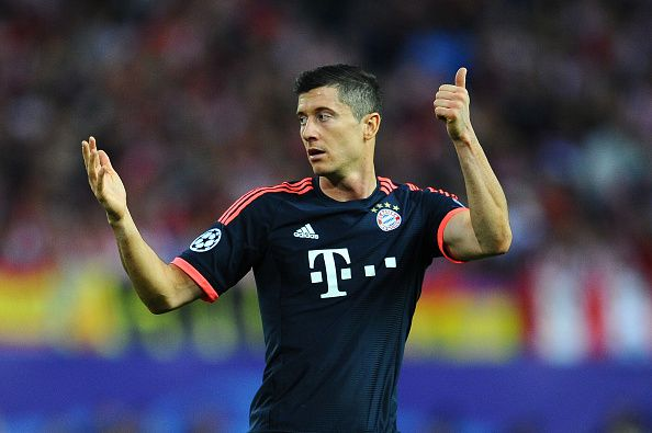 Bayern beobachtet neuen Stürmer