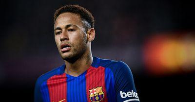 Mit diesem neuen Look läuft Neymar heute gegen PSG auf