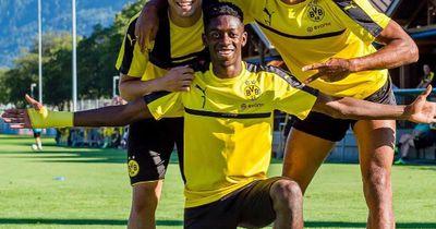 Mit ihm kommt Dembele in Dortmund am besten klar