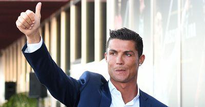 Selbst die Polizei lässt Ronaldo machen, was er will!