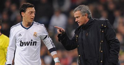 Özil spricht über Zoff mit Mourinho