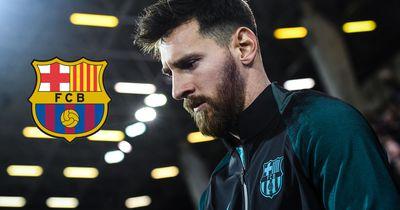 Enrique hört bei Barca auf - Und so hat Lionel Messi auf die Nachricht reagiert!