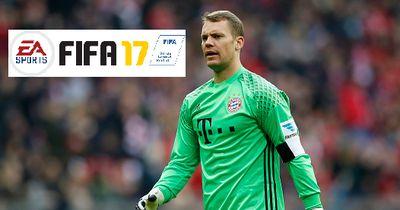Diese Torhüter bei FIFA 17 sind fast genauso gut wie Manuel Neuer