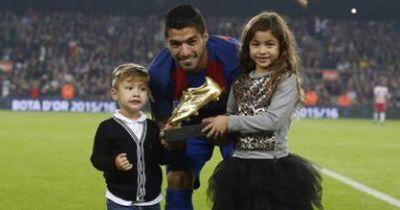 Für diesen Barca-Star schwärmt der Sohn von Luis Suarez