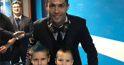 Dieses Ronaldo-Foto sorgt für Wirbel in Neapel