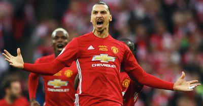 Zlatans Spitzname in Manchester beschreibt ein ganz spezielles Körperteil!