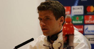 Thomas Müller droht mit seinem Karriereende