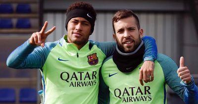 Verrückte Wette von Barca-Star Neymar