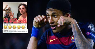 Neue Provokationen von Neymar in Richtung PSG
