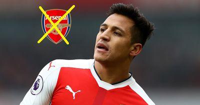 Skandal im Arsenal-Training - Darum saß Sanchez  gegen Liverpool nur auf der Bank!