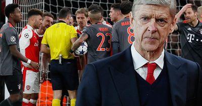 Arsenal-Fans sind wegen der Niederlage gegen Bayern sauer