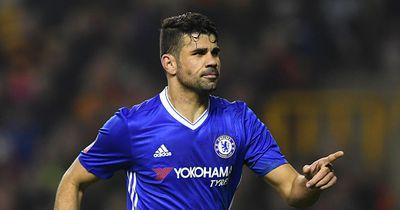 Diego Costa empfiehlt seinem Teamkollegen einen Vereinswechsel