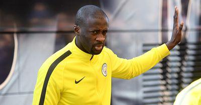 Yaya Toure will Manchester City verlassen