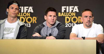Ribery fordert Lewandowski als Weltfußballer