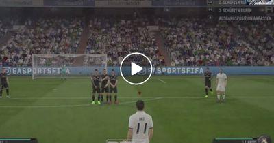 So macht ihr den Roberto-Carlos-Freistoß bei FIFA 17