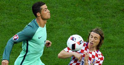 Bewegende Worte von Cristiano Ronaldo