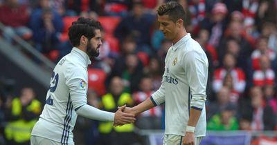 Kuriose Auswechslung bei Real Madrid
