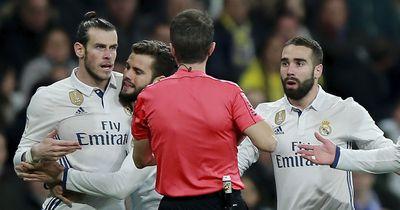 Wurde Bale vor seinem Platzverweis beleidigt?